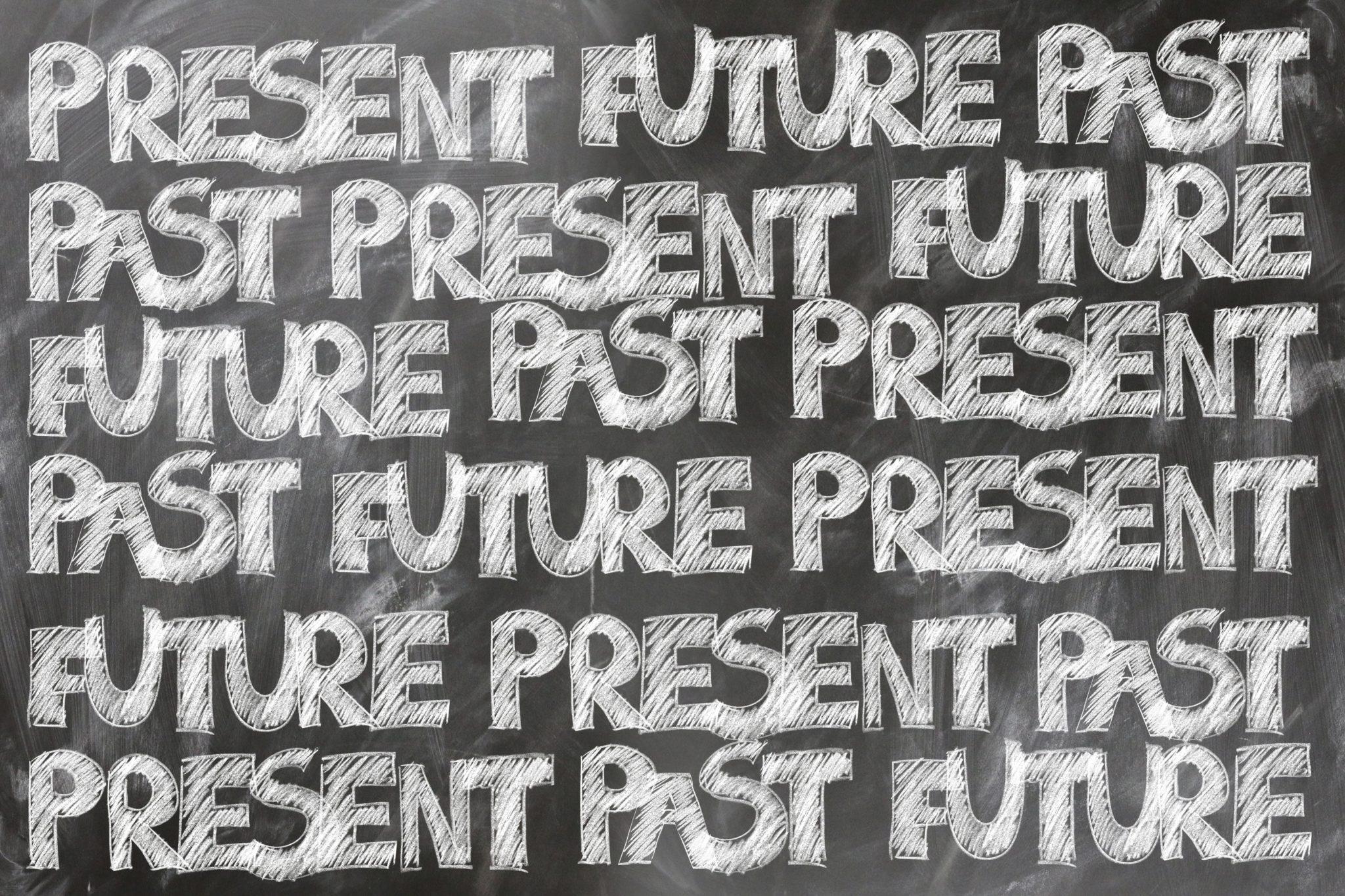 present future past
